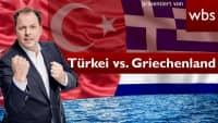 Wem gehört das Mittelmeer? Türkei/Griechenland-Konflikt eskaliert | Rechtsanwalt Christian Solmecke