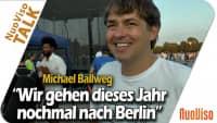 """""""Wir gehen dieses Jahr definitiv nochmal nach Berlin"""" – Michael Ballweg"""