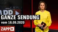 ZAPP: Polizeigewalt, Berichte über Assange | ZAPP | NDR
