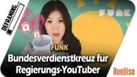 Bundesverdienstkreuz für Regierungs-YouTuber