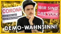 Corona-Demo Eskalation in Berlin, wer schützt uns eigentlich vor denen? #LeNews