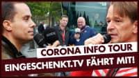 Corona Info-Tour | Rettungsärztin packt aus!