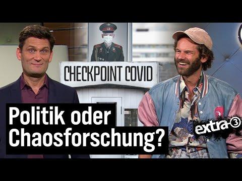 Corona-Regeln: Flickenteppich Deutschland | extra 3 | NDR ...