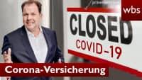 Corona-Versicherung: 1 Mio. für Gastronom?! | Anwalt Christian Solmecke & Gastronom Martin Schlüter