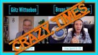 CRAZY TIMES – Teaser zum Gespräch Bruno Würtenberger und Götz Wittneben