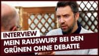 David Claudio Siber: Die Grünen und der Rauswurf. Warum und wie geht es weiter?