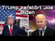 Die Debatte des Jahrhunderts: Trump zerstört Joe Biden [INFO]