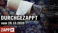 Durchgezappt: Der Horror-Herbst! | ZAPP | NDR
