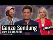 Extra 3 vom 15.10.2020 mit Christian Ehring im Ersten | extra 3 | NDR