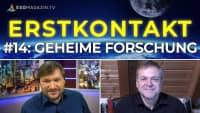GEHEIME UFO-FORSCHUNG | ERSTKONTAKT #14