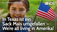 In Texas ist ein Sack Mais umgefallen – We're all living in Amerika! | Jens Berger | NDS | 29.09.20
