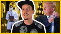 Ist Trumps COVID-19 Erkrankung nur eine LÜGE!? #LeNews