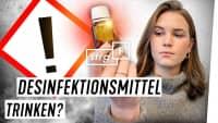 MMS gegen Corona, Krebs & Co.: Die Versprechen der Wunderheiler*innen | STRG_F