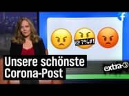 Sarah Bosetti liest Liebesbriefe von Corona-Skeptikern | extra 3 | NDR