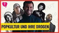 Von Kokain bis Tilidin: Popkultur und ihre Drogen – Fridl Achten