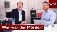 Wer war der Mörder? – Ihr entscheidet I True Crime mit Christian und Jeremy