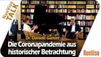 Die 2020er Pandemie aus historischer Sicht – @Daniele Ganser