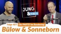 Martin Sonneborn & Marco Bülow über die PARTEI im Bundestag – Jung & Naiv: Folge 487