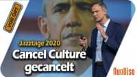 No cancel culture – Ein Bericht über ein außergewöhnliches Event