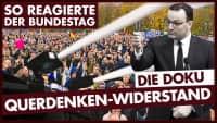 WASSER MARSCH, BERLIN! Die Doku vom 18.11.2020 zum #Infektionsschutzgesetz. #B1811