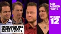 """Menschen des Jahres 2020 2/3 """"Aus dem normalen Leben in die Demokratiebewegung"""" Aufzeichnung 4.11.20"""