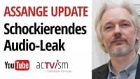 Assange-Update: Audio-Aufnahme von Assange & Anwalt des US-Außenministeriums veröffentlicht