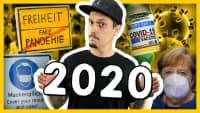 Die Schlucht zwischen WAHNSINN und VERNUNFT – DAS war 2020! #LeNews