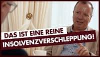 """Markus Krall: Das """"Insolvenzverschleppungsregime"""""""