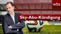 Sport-Lockdown: Sky-Abo wegen Corona kündigen? | Anwalt Christian Solmecke