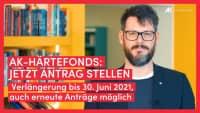 AK Vorarlberg: Härtefonds bis 30. Juni 2021 verlängert