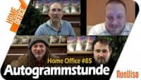 Autogrammstunde im Home Office – Ausgabe 85 JETZT ONLINE!