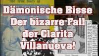 Dämonische Bisse – Der Bizarre Fall der Clarita Villanueva
