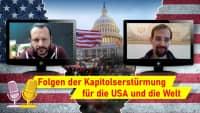 Folgen der Kapitolserstürmung für die USA und die Welt