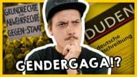 Gendergaga im Duden & das Recht auf Widerstand!? #LeNews
