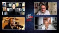 Merkels & Steinmeiers Ansprachen | Philosoph Gert @Scobel, Wolfgang M. Schmitt – Jung & Live #39