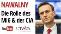 Nawalny Vergiftung: CIA, MI6, diskreditierte staatlich finanzierte Bellingcat beschuldigen Russland