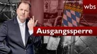 Polizeikontrolle während Ausgangssperre in Bayern – Anwalt Christian Solmecke reagiert
