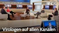 Virologen auf allen Kanälen | Jens Berger | NachDenkSeiten-Podcast | 08.01.2021
