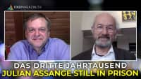 WikiLeaks Founder Julian Assange still in prison – What's next? (Interview with John Shipton)
