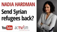 Is it safe for Syrian refugees to be sent back as Denmark claims?