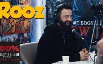 100% Realtalk Podcast #75 | Rooz | Bushido Beef | 20 Operationen | HipHop.de | Iran Flucht