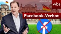 Datenschutz-Kracher: Facebook-Verbot für Bundesregierung & Behörden | Anwalt Christian Solmecke