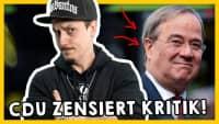 CDU zensiert Kritik! & Querdenker setzen Kopfgelder aus! #LeNews