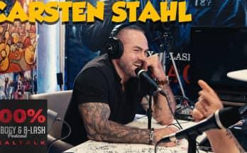 100% Realtalk Podcast #84   Carsten Stahl   Beef mit Mois & Manu   Boateng   Kita Spandau   Grünen