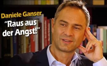 Raus aus der Angst - Im Gespräch mit Daniele Ganser