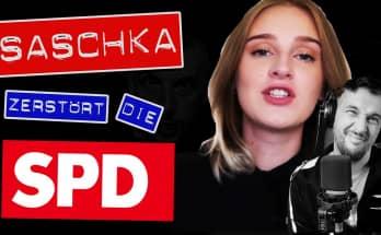 Saschka zerstört die SPD!!! - Weil sie auf AfD und FDP steht? -- Reaction auf Die Denkfehler der SPD