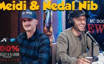 100% Realtalk Podcast 89   Meidi & Nedal Nib   Alpha Royale   Kollegah   Vegan Vs. Fleisch  