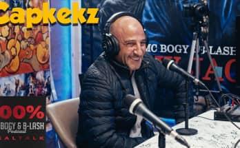 100% Realtalk Podcast 90 | Capkekz | Farid Bang | German Dream History | Bushido | Eko | Summer Cem