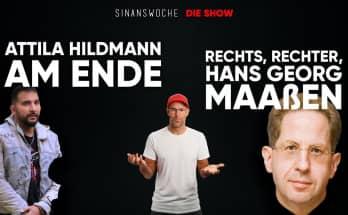 Attila Hildmann  DAS LETZTE KAPITEL   SinansWoche DIE SHOW