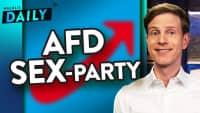 Das steckt hinter der AfD-Orgie im Landtag | WALULIS DAILY